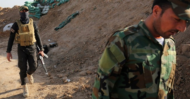 Uneasy alliance of Kurds, Shiites formed in northern Iraq