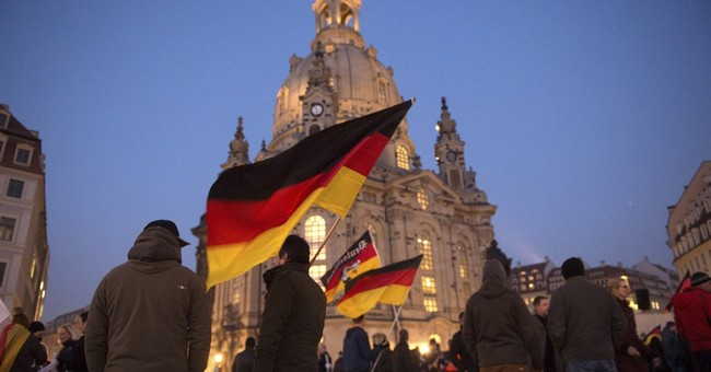 German anti-Islam protests fizzle, but sentiment festers