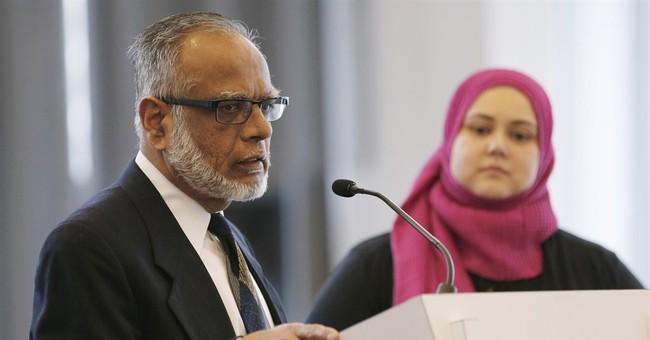 Correction: Muslim Leader-Arrest story