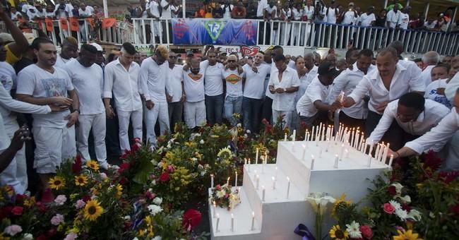 Burned singer describes deadly Haiti Carnival accident