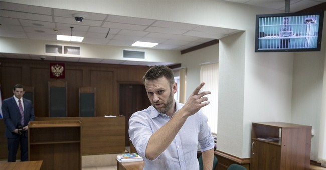 Russian court upholds conviction against Navalny