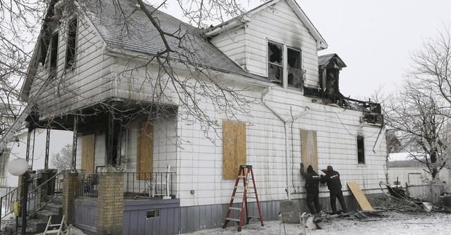 Couple, 2 boys killed in fire at Detroit-area home