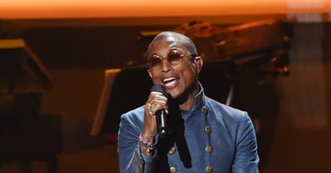 Pharrell Williams has deal for 'Happy' picture book, 3 more