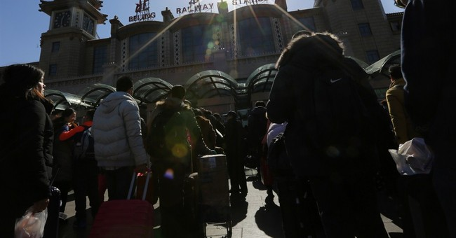 Shanghai dampens Lunar New Year events after deadly stampede
