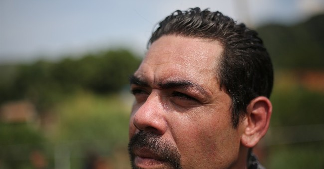 Dangerous work, low pay for Venezuela bodyguards