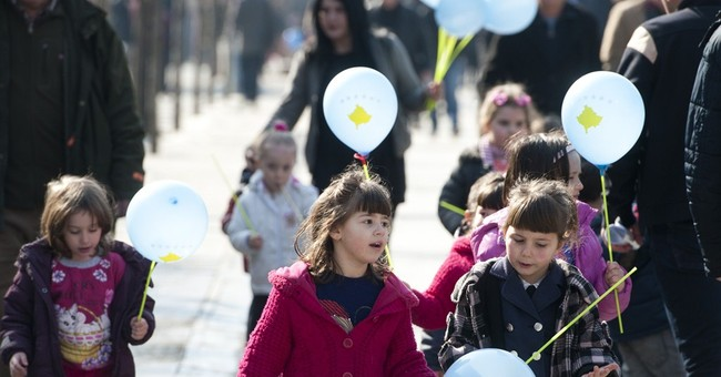 Kosovo's joy now despair on anniversary of independence