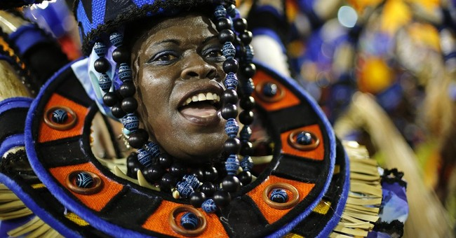 Battling racism theme of some Rio Carnival parades