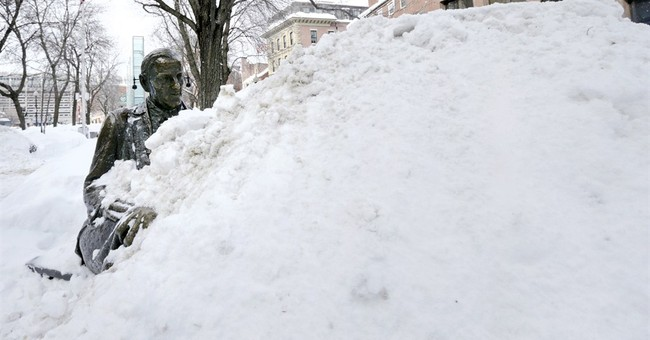 Bostonians grit teeth through nightmare commutes after snows