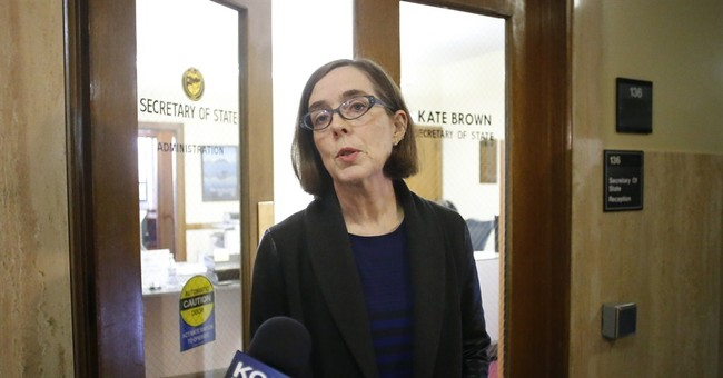 Incoming Oregon governor will talk about restoring trust