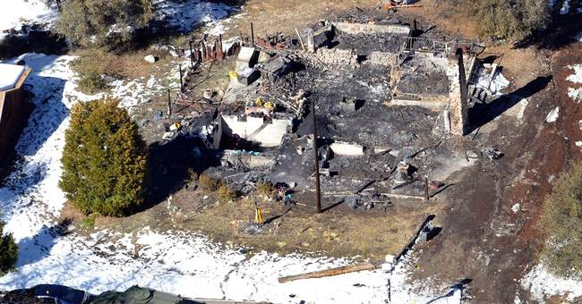 Settlement for owner of cabin where Dorner committed suicide
