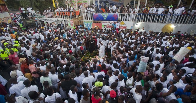 Float accident at Haiti Carnival parade kills at least 16