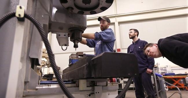 Michigan governor puts renewed emphasis on blue-collar jobs