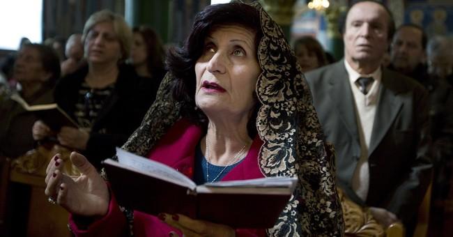 Arab flock seeks reform, challenging Greek Orthodox leader