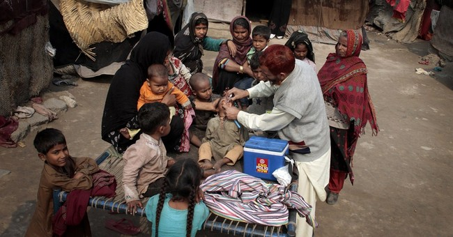 In Pakistan, vaccinating children has become a deadly battle
