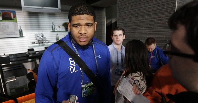 NFL Combine Day 1: 'The doctor will see you now.'