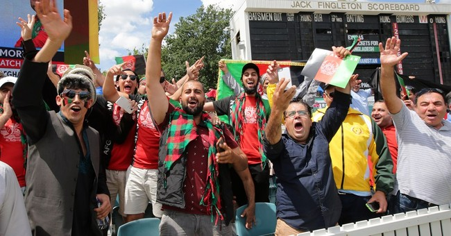 No fairytale end for Afghanistan in World Cup cricket debut