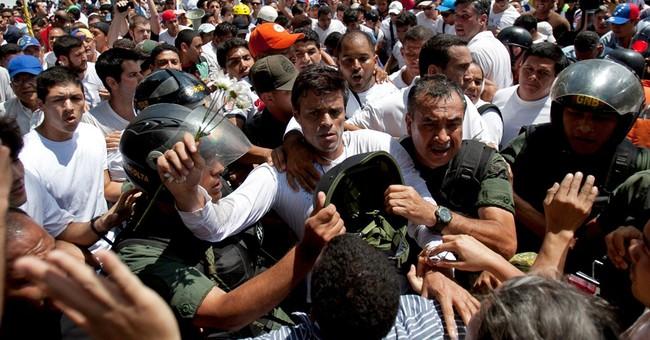 Resignation in Venezuela on anniversary of leader's arrest
