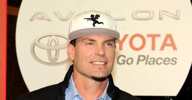 Vanilla Ice released after being charged in Florida burglary