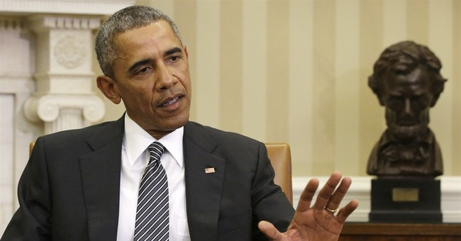 Obama view of US role in Arab world challenged by crises