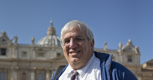 Gay Catholics get Vatican welcome, but no papal shout-out
