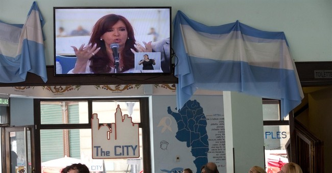 Argentines march to demand answers about dead prosecutor