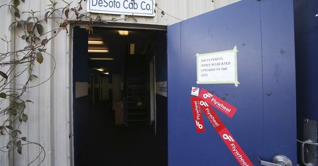 DeSoto cab company taking on name of mobile app Flywheel
