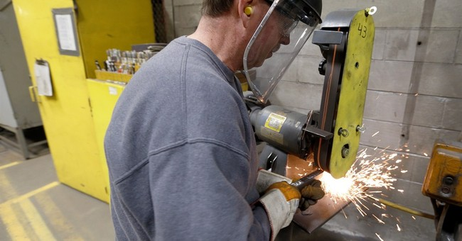 US factory output rose a modest 0.2 percent in January