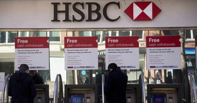 Daily Telegraph commentator resigns over HSBC coverage