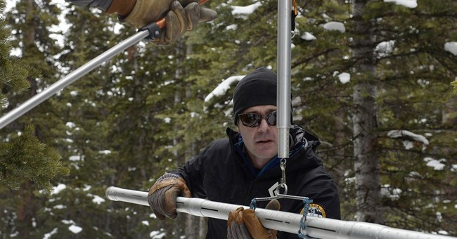 Colorado mountain snow is bright spot during drought in West