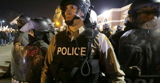 Ferguson attracts large pool of applicants to police jobs