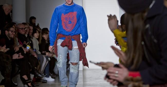 NY Fashion Week: Jeremy Scott channels the nursery