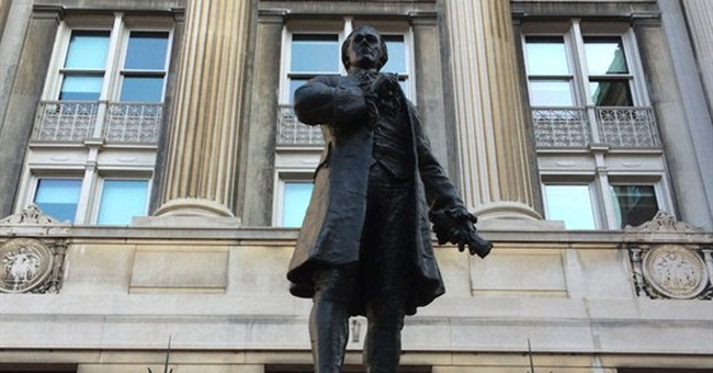 Alexander Hamilton: The show, the book and the places