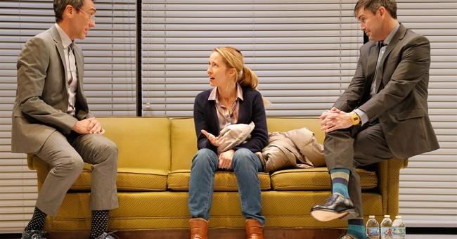 Review: Nick Jones' 'Verite' mocks writer's ambitions