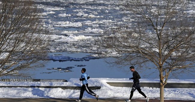 No relief from winter: Cold lingers over much of country