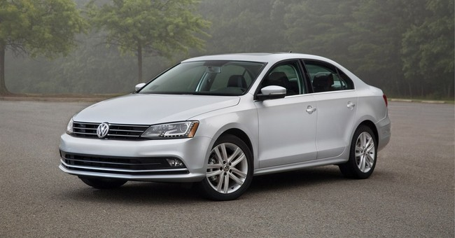 Who needs a hybrid when there's a diesel Jetta?