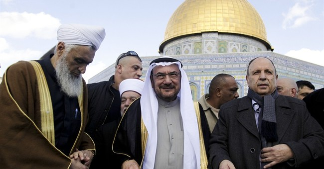 Islamic leader urges Muslims to visit Jerusalem holy site