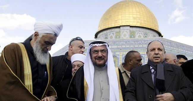 Islamic leader urges Muslims to visit Jerusalem holy site