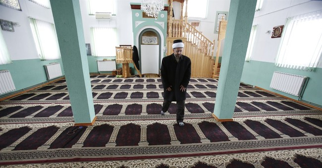 Bosnian imam attacked 7 times over call to stay out of Syria