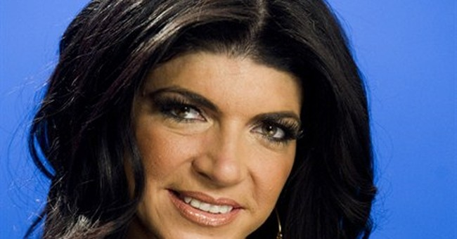 'Real Housewives' star makes prison her new home