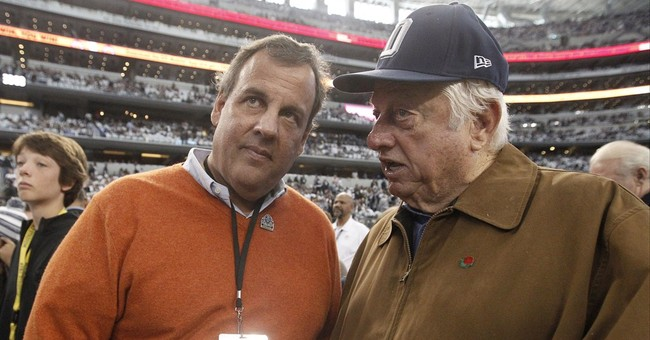 Foes pile on NJ Gov. Christie over Cowboys tickets, travel