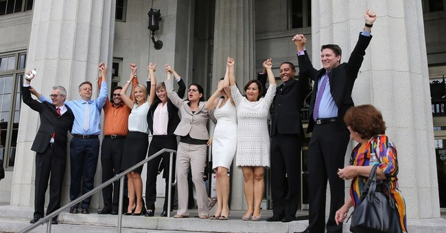 Miami judge who overturned ban weds gays and lesbians
