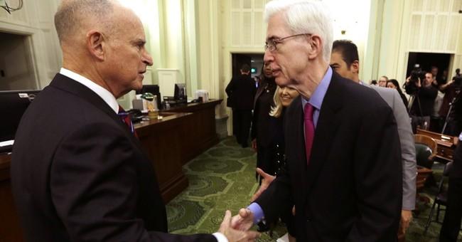 Correction: California Governor story