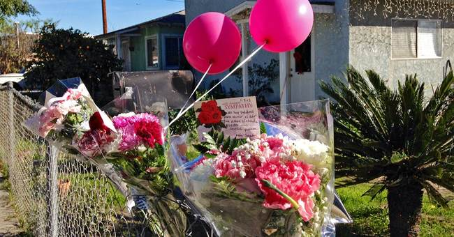 Reward in shooting of California parents, baby's death
