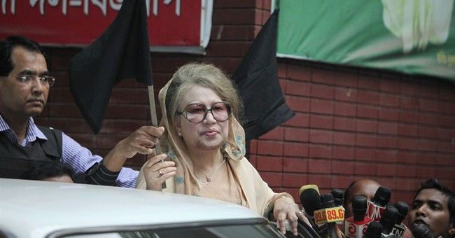 4 shot dead in Bangladesh on election anniversary