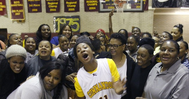 Ms. Gaters' girls: Coach drives for wins, on court and off