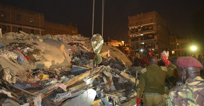 2 die after another building collapses in Kenya