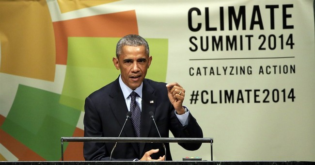 Big threat for Obama's climate efforts from GOP-run Congress