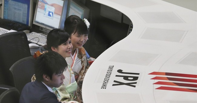 Asian stocks fall for second day amid oil, Greece worries