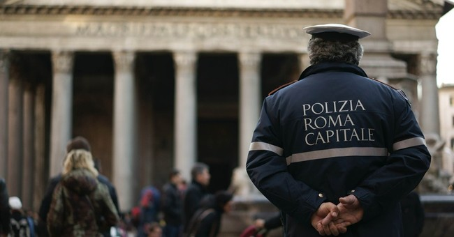 Italian contagion: Traffic cops out 'sick' New Year's Eve