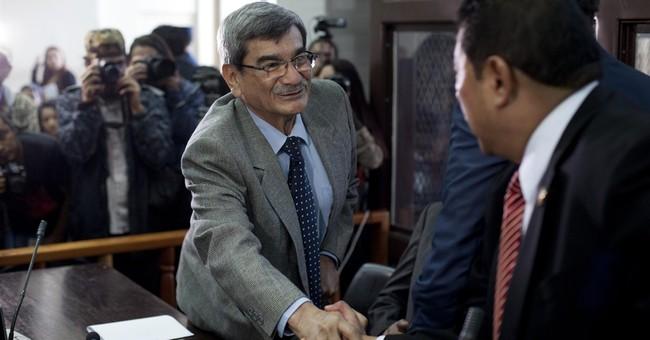 Guatemala ex-dictator Rios Montt's retrial suspended